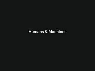 humans-machines.com